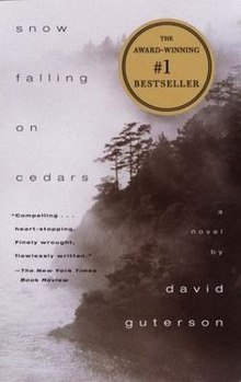 Snow Falling on Ceders by David Guterson