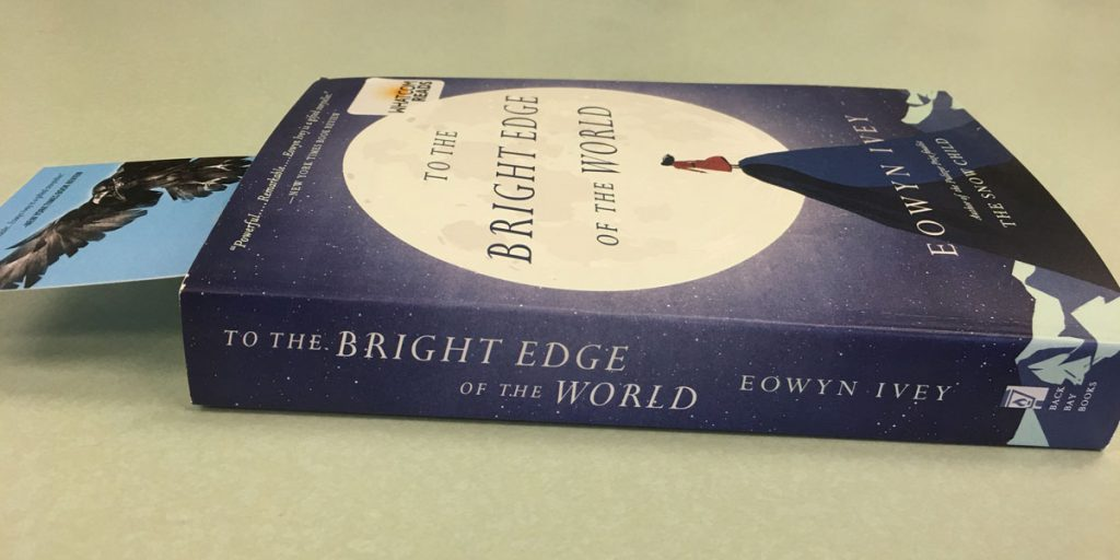photo of book: To the Bright Edge of the World by Eowyn Ivey