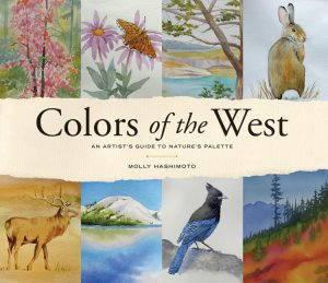 Book Cover: Colors of the West by Molly Hashimoto